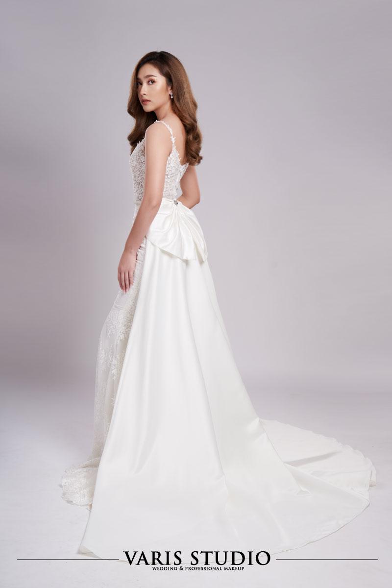 ชุดแต่งงาน ชุดเจ้าสาวสำหรับเช่า Classic Vibes Collection #1