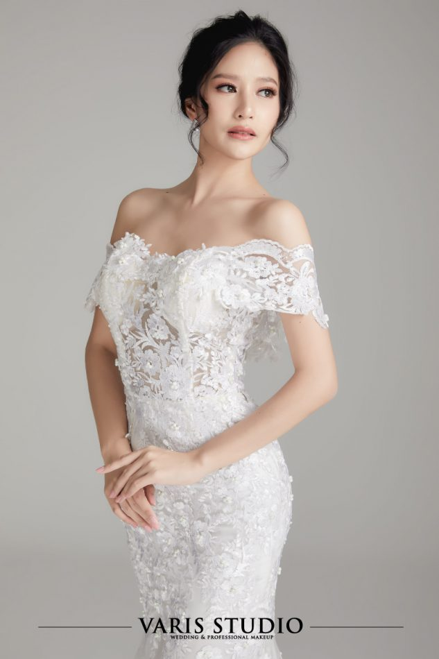 0071W ชุดแต่งงานให้เช่า ชุดเจ้าสาวให้เช่า