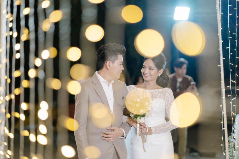 รูปลูกค้า คุณบิว ชุดแต่งงาน สำหรับเช่า Classic Vibes Collection No 1-9